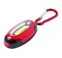 Latarka COB LED, magnes