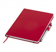 Notes A5 Crown i długopis ze stylusem