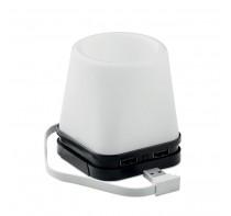 Pojemnik na długopisy - hub 4 USB