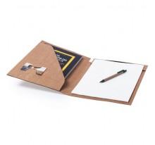 Teczka konferencyjna, notatnik, długopis