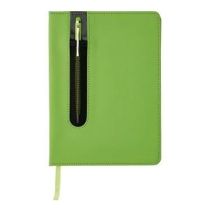 Zestaw upominkowy, notatnik A5 (kartki w linie), długopis