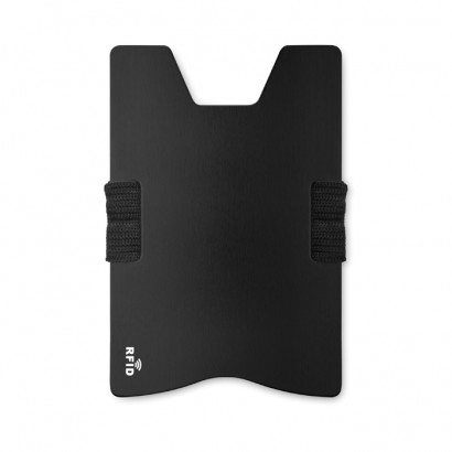 Etui na karty RFID z aluminium
