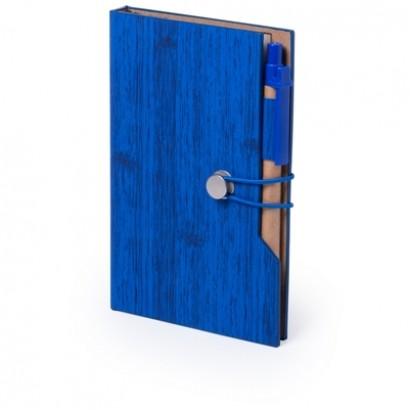 Ekologiczny notatnik  z długopisem