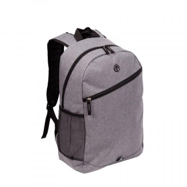 Plecak na laptopa szary