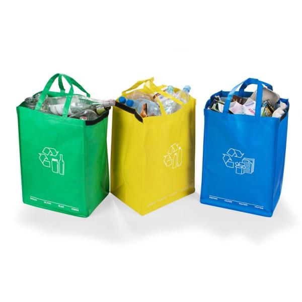 Torby do segregacji odpadów RECIDO