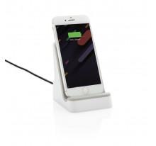 Stojak na telefon do ładowania bezprzewodowego 5W