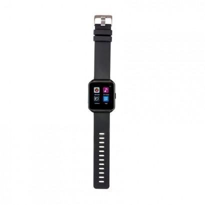 Monitor aktywności z kolorowym wyświetlaczem, zegarek wielofunkcyjny