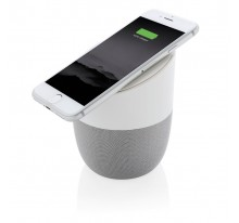 Głośnik domowy z ładowarką bezprzewodową 5W