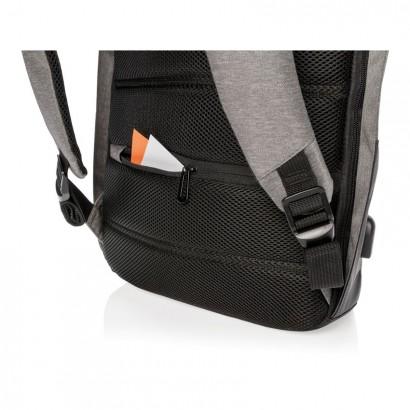 Chroniący przed kieszonkowcami plecak na laptopa Swiss Peak, RFID