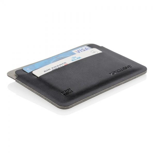 Etui na karty z ochroną RFID Quebec