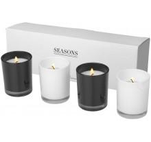 4 częsciowy zestaw świec