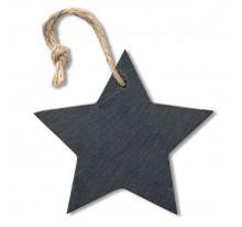 Zawieszka świąteczna w kształcie gwiazdki
