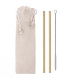 Bambusowa słomka