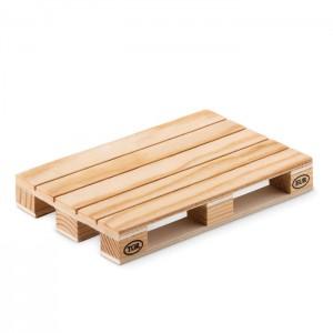Podstawka z drewna sosnowego