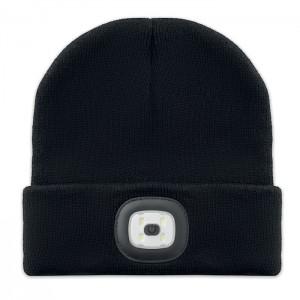 Świecąca czapka