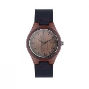 Skórzany zegarek