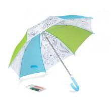 Parasol do kolorowania KIDDI