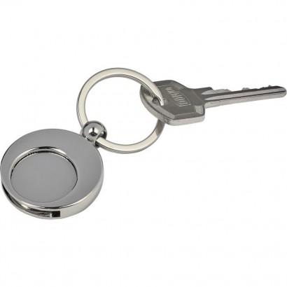 Brelok do kluczy, żeton do wózka na zakupy