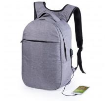 """Plecak na laptopa 15"""", ochrona przeciw RFID"""
