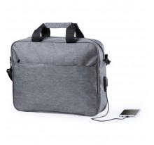 """Torba na laptopa 15"""" z ochroną przeciw RFID"""