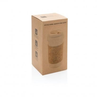 Ekologiczny kubek podróżny 400 ml