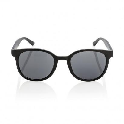 Ekologiczne okulary przeciwsłoneczne z włókien słomy pszenicznej