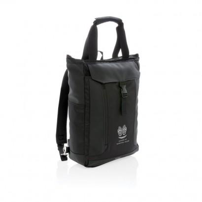 Plecak, torba na laptopa 15'' Swiss Peak, ochrona RFID, nie zawiera PVC