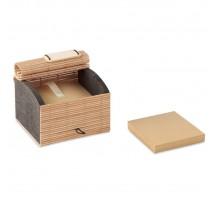 Bambusowa podkładka na biurko
