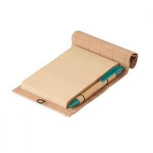 Notatnik bambusowy