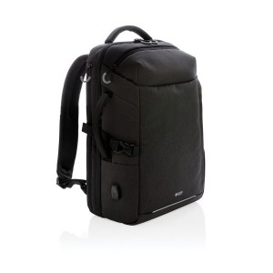 Plecak podróżny XXL Swiss Peak, ochrona RFID