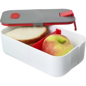 Pudełko śniadaniowe 850 ml, uchwyt na telefon
