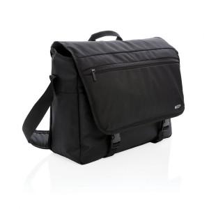 Torba na laptopa 15'' Swiss Peak, ochrona RFID, nie zawiera PVC