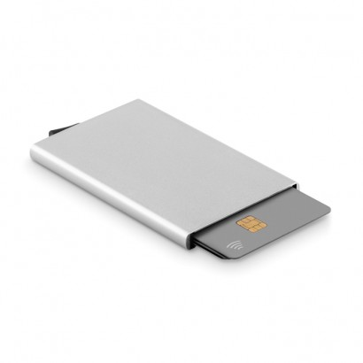 Aluminiowe etui RFID