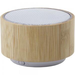 Bambusowy głośnik bezprzewodowy 3W
