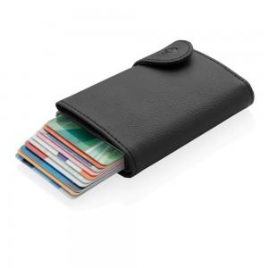 Portfel, etui na karty kredytowe C-Secure XL, ochrona RFID