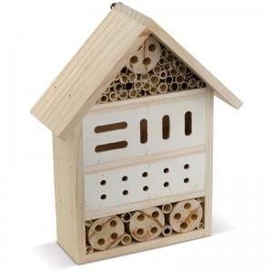 Leśny domek dla pszczół