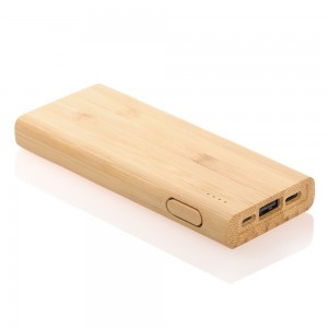 Bambusowy power bank B'RIGHT