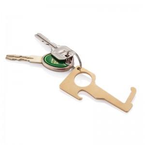 Brelok do bezdotykowego otwierania drzwi i korzystania ze wspólnych powierzchni