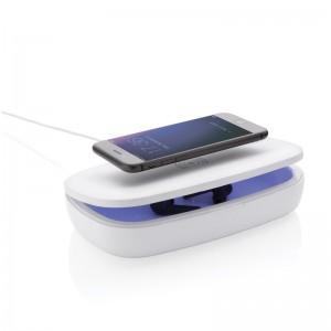 Urządzenie do sterylizacji UV-C, ładowarka bezprzewodowa 5W