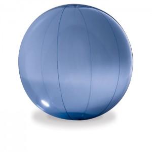 Piłka plażowa z przezroczystego PVC