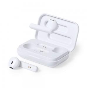 Antybakteryjne bezprzewodowe słuchawki douszne