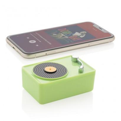 Głośnik bezprzewodowy 3W Vintage