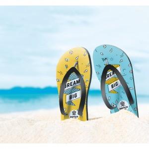 Klapki plażowe do sublimacji