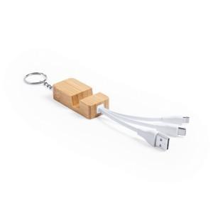 Brelok do kluczy, kabel do ładowania, stojak na telefon