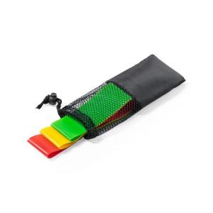 Zestaw gum oporowych do ćwiczeń 3 el.