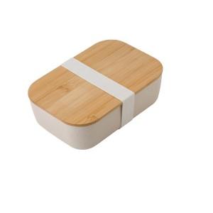 Bambusowe pudełko śniadaniowe 800 ml