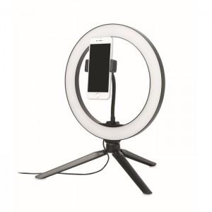 Lampa pierścieniowa LED ze statywem