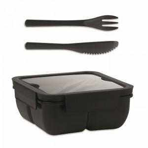 Lunch box z 2 przegródkam