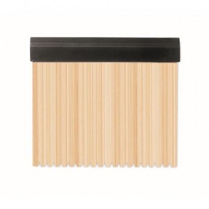 Bambusowa skrobaczka