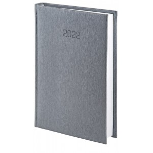 Kalendarz B6, Aluminium, dzienny